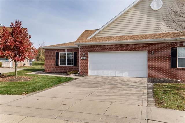 5213 Dunewood Way, Avon, IN 46123 (MLS #21680795) :: The Indy Property Source