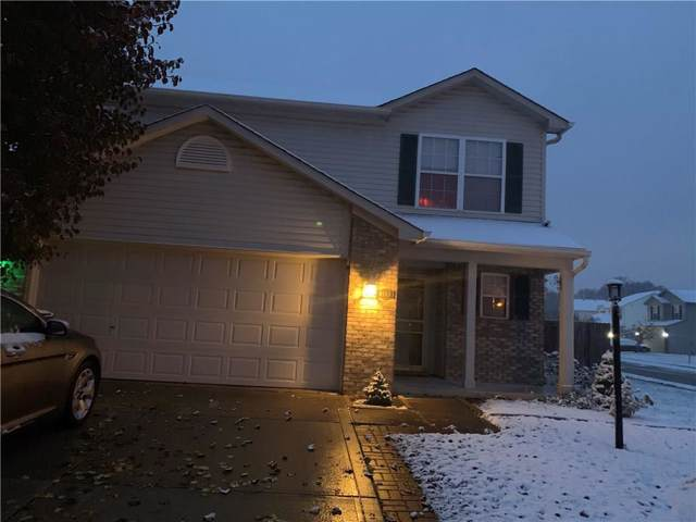 8163 Maple Stream Lane, Indianapolis, IN 46217 (MLS #21680809) :: The Star Team | RE/MAX Realty Group