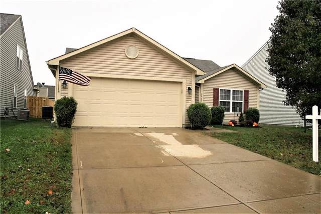 2947 W Longbranch Drive, Monrovia, IN 46157 (MLS #21680810) :: Mike Price Realty Team - RE/MAX Centerstone