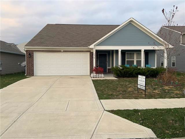 7916 Amadeus Drive, Indianapolis, IN 46239 (MLS #21680812) :: The Indy Property Source