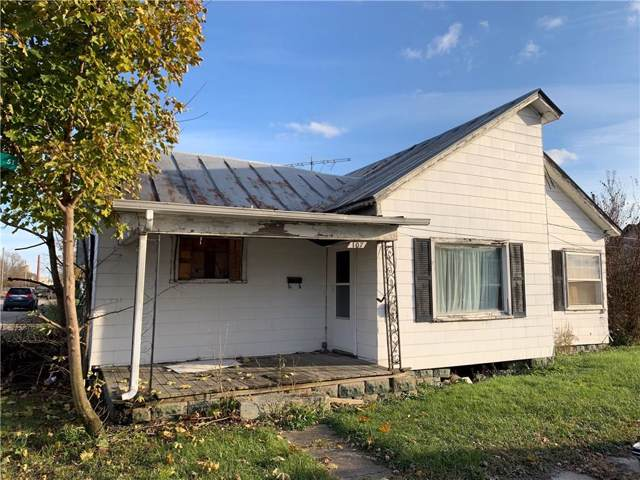 107 S Indiana Street, Dunkirk, IN 47336 (MLS #21680864) :: Heard Real Estate Team | eXp Realty, LLC