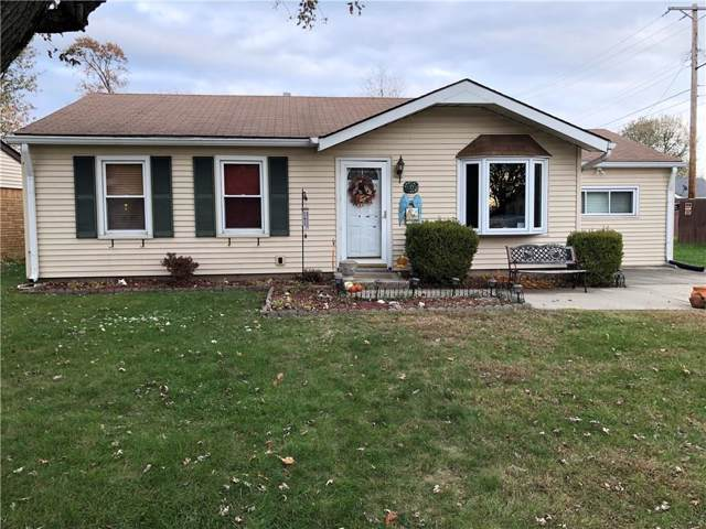 1205 Fairview Drive, Greenfield, IN 46140 (MLS #21680865) :: Your Journey Team