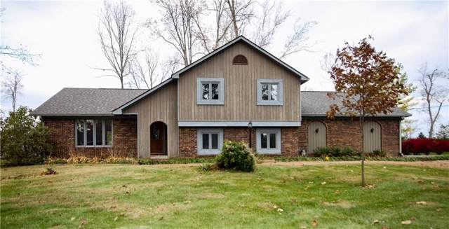 7984 Oak Hill Drive, Plainfield, IN 46168 (MLS #21680894) :: The Indy Property Source