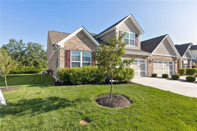 4116 Galena Drive, Avon, IN 46123 (MLS #21680906) :: Heard Real Estate Team | eXp Realty, LLC