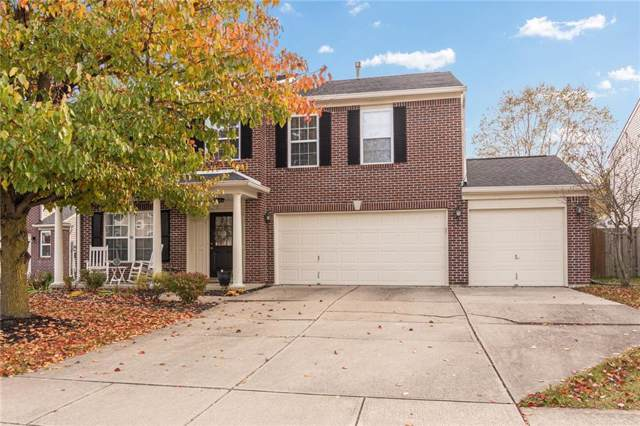 13796 Meadow Lake Drive, Fishers, IN 46038 (MLS #21680923) :: The Indy Property Source