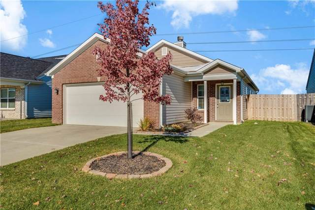 5788 Bluff View Lane, Whitestown, IN 46075 (MLS #21680934) :: The Star Team   RE/MAX Realty Group