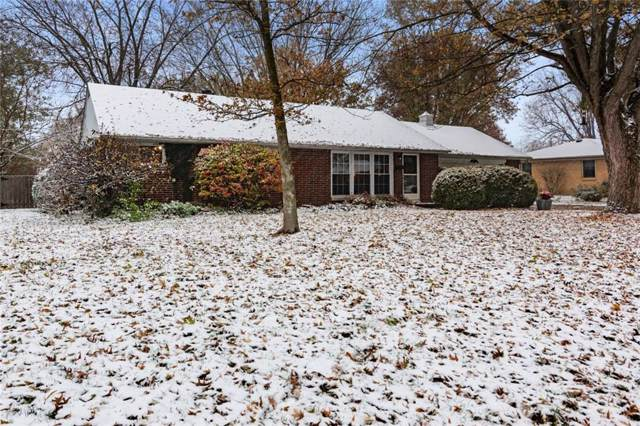 4929 Pearl Street, Anderson, IN 46013 (MLS #21680944) :: The Star Team | RE/MAX Realty Group