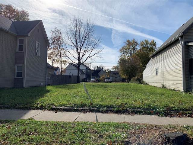1727 Hoyt Avenue, Indianapolis, IN 46203 (MLS #21680954) :: AR/haus Group Realty