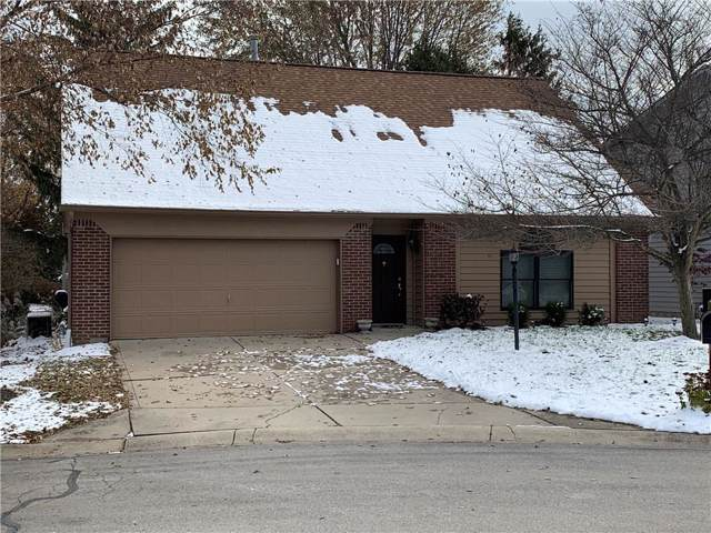 45 Palomino Court, Zionsville, IN 46077 (MLS #21680967) :: The Evelo Team