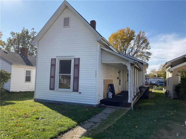 919 Cottage Avenue, Anderson, IN 46012 (MLS #21680974) :: The Star Team | RE/MAX Realty Group