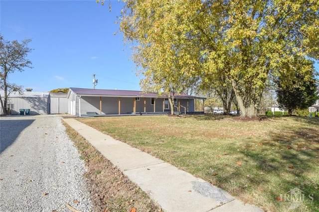 1415 E 17th Street, Muncie, IN 47302 (MLS #21680987) :: The ORR Home Selling Team