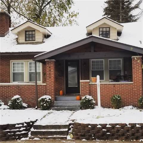 4840 Carrollton Avenue, Indianapolis, IN 46205 (MLS #21681013) :: Mike Price Realty Team - RE/MAX Centerstone