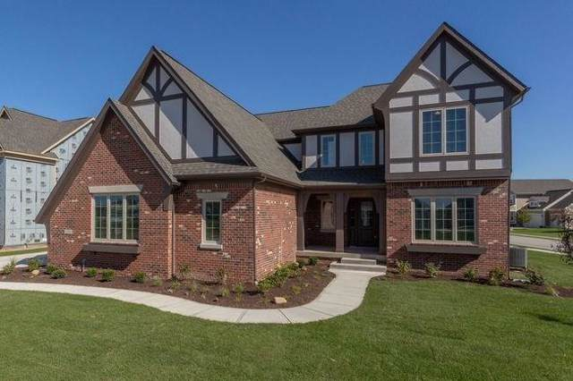 10680 Sunbeam Circle, Fishers, IN 46038 (MLS #21681026) :: AR/haus Group Realty