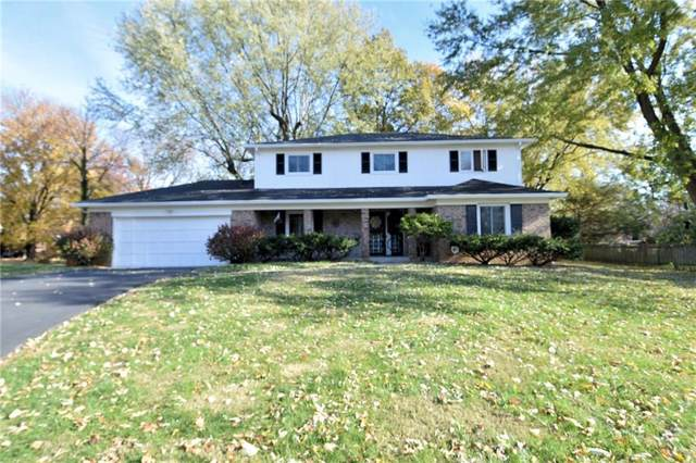 9209 Clemson Street, Indianapolis, IN 46268 (MLS #21681028) :: Mike Price Realty Team - RE/MAX Centerstone