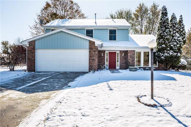 7709 Sunblest Boulevard, Fishers, IN 46038 (MLS #21681036) :: AR/haus Group Realty