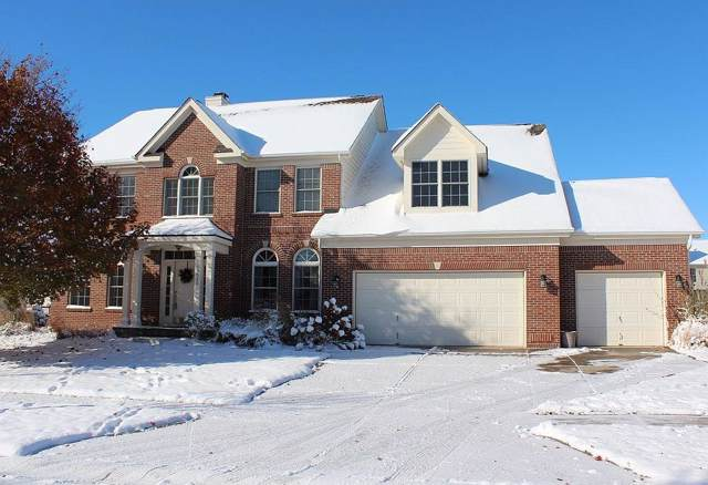 15520 Alameda Place, Westfield, IN 46074 (MLS #21681038) :: AR/haus Group Realty