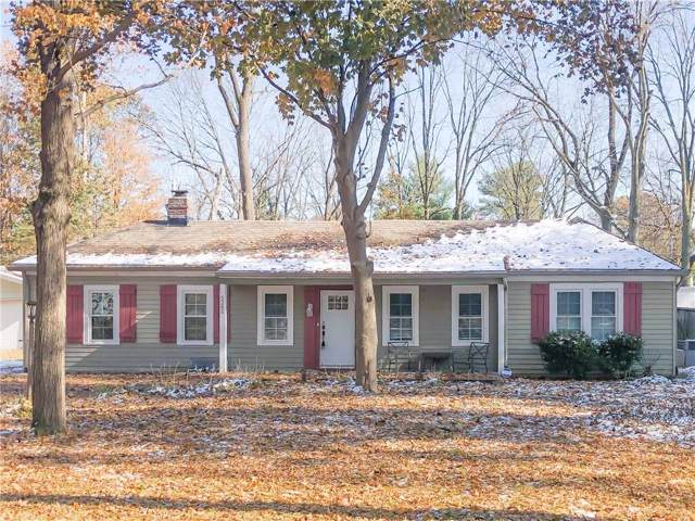 5261 Woodside Drive, Indianapolis, IN 46228 (MLS #21681041) :: Mike Price Realty Team - RE/MAX Centerstone