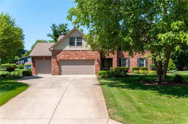 6406 W Northview Drive, Mccordsville, IN 46055 (MLS #21681044) :: Richwine Elite Group
