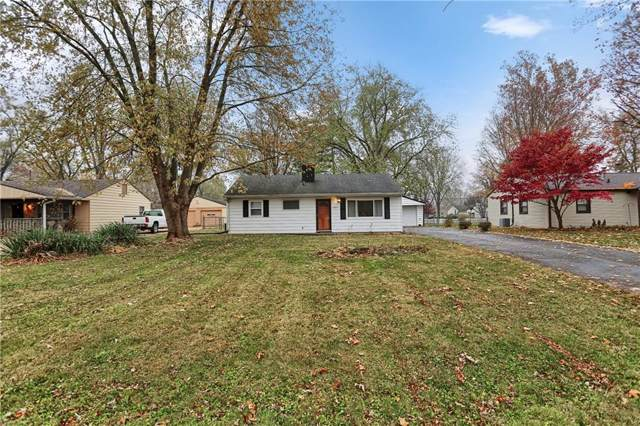 2015 Ruth Drive, Indianapolis, IN 46240 (MLS #21681048) :: The Star Team   RE/MAX Realty Group