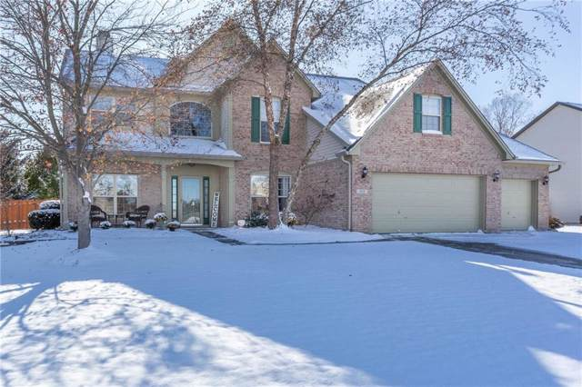 309 May Apple Circle, Westfield, IN 46074 (MLS #21681049) :: HergGroup Indianapolis