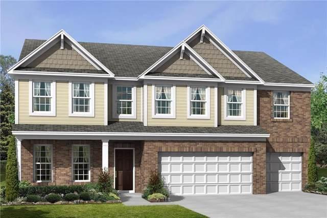 1394 Hazy Falls Boulevard, Westfield, IN 46074 (MLS #21681061) :: Heard Real Estate Team   eXp Realty, LLC