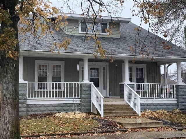 309 N Monroe Street, Hartford City, IN 47348 (MLS #21681066) :: The ORR Home Selling Team