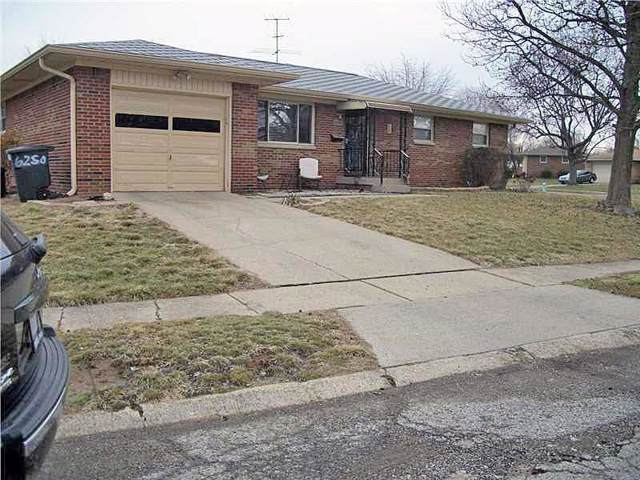 6250 Radnor Road, Indianapolis, IN 46226 (MLS #21681074) :: Mike Price Realty Team - RE/MAX Centerstone