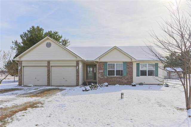 2287 E 500 North Road, Greenfield, IN 46140 (MLS #21681076) :: Heard Real Estate Team | eXp Realty, LLC