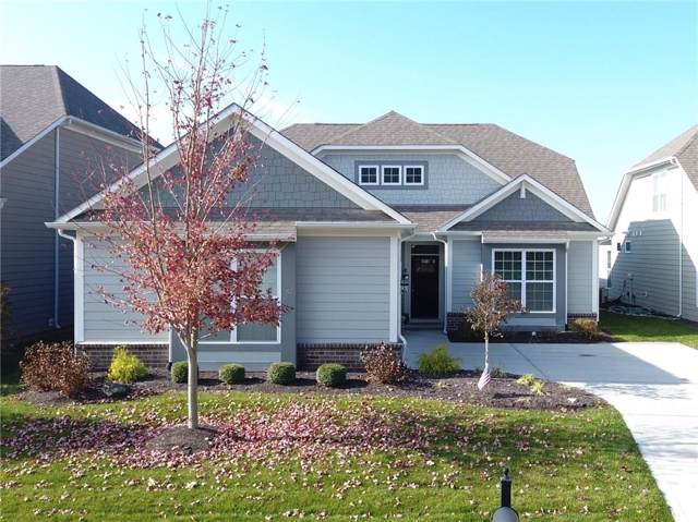 9338 Crystal River Drive, Indianapolis, IN 46240 (MLS #21681080) :: Your Journey Team