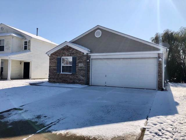 10341 Buckshire Lane, Indianapolis, IN 46234 (MLS #21681082) :: Mike Price Realty Team - RE/MAX Centerstone