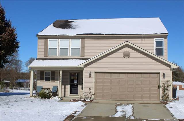 10660 Stillwater Road, Indianapolis, IN 46234 (MLS #21681084) :: Richwine Elite Group