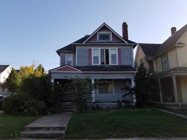 301 W 10th Street, Anderson, IN 46016 (MLS #21681098) :: The Star Team | RE/MAX Realty Group