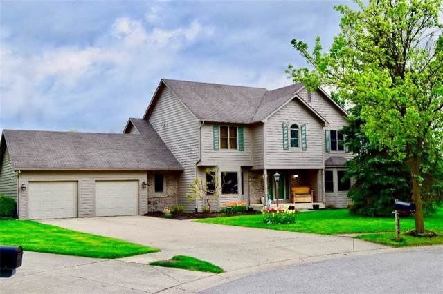 134 Parliament Court, Noblesville, IN 46060 (MLS #21681100) :: FC Tucker Company