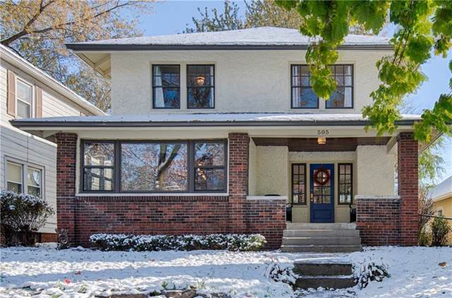 505 Woodruff Place East Drive, Indianapolis, IN 46201 (MLS #21681107) :: FC Tucker Company