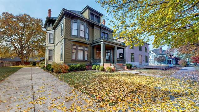 1522 N Broadway Street, Indianapolis, IN 46202 (MLS #21681110) :: The Evelo Team