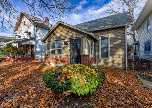 4061 Rookwood Avenue, Indianapolis, IN 46208 (MLS #21681112) :: The Indy Property Source