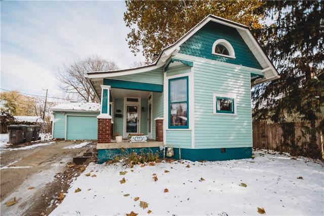 1207 Windsor Street, Indianapolis, IN 46201 (MLS #21681126) :: The Evelo Team
