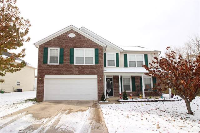 8018 Lawrence Woods Boulevard, Indianapolis, IN 46236 (MLS #21681136) :: Richwine Elite Group