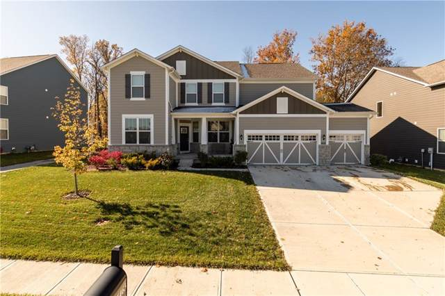 5463 Golden Aster Drive, Noblesville, IN 46062 (MLS #21681174) :: Heard Real Estate Team | eXp Realty, LLC