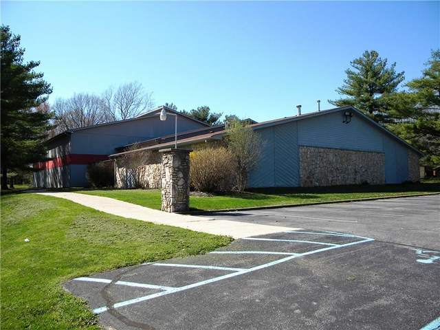 411 S Harbour Drive, Noblesville, IN 46062 (MLS #21681180) :: Mike Price Realty Team - RE/MAX Centerstone