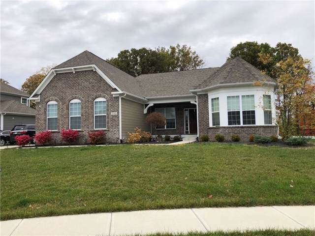 5102 Waterhaven Drive, Noblesville, IN 46062 (MLS #21681182) :: The Indy Property Source