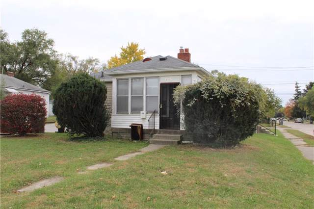 2001 E 38TH Street, Indianapolis, IN 46218 (MLS #21681197) :: The Evelo Team