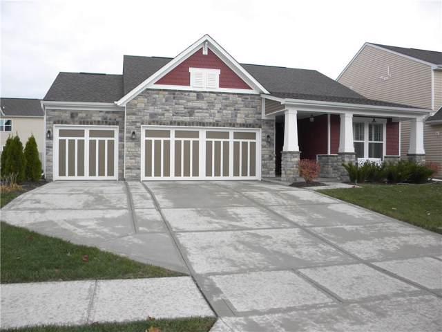 5770 Open Fields Drive, Whitestown, IN 46075 (MLS #21681206) :: The ORR Home Selling Team