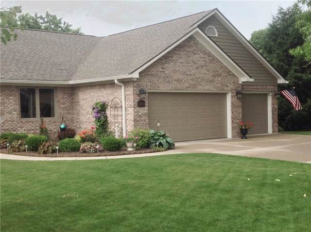5305 Heritage Lane, Greenwood, IN 46142 (MLS #21681207) :: The Star Team | RE/MAX Realty Group