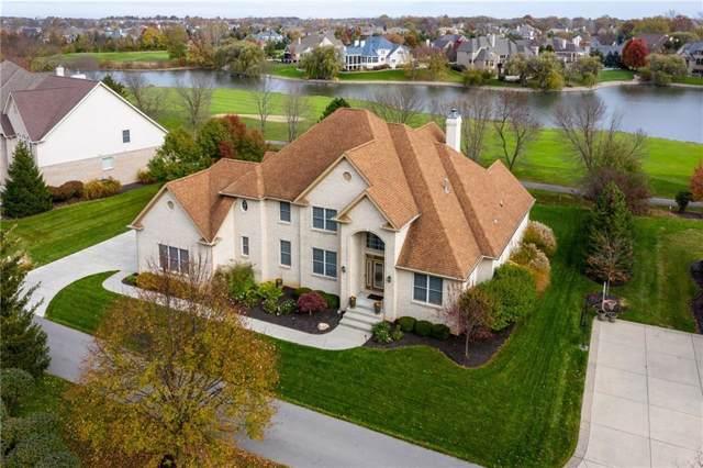 11031 Mirador Lane, Fishers, IN 46037 (MLS #21681214) :: Heard Real Estate Team | eXp Realty, LLC