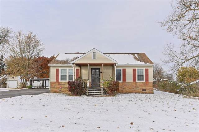 544 S Somerset Avenue, Indianapolis, IN 46241 (MLS #21681228) :: The Star Team | RE/MAX Realty Group