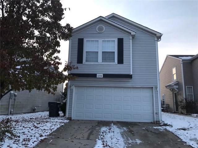 1256 Odell Lane, Greenwood, IN 46143 (MLS #21681269) :: Heard Real Estate Team | eXp Realty, LLC