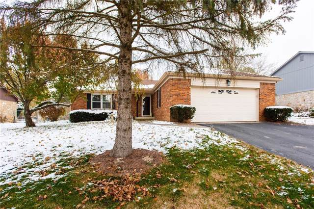 8120 Tanager Lane, Indianapolis, IN 46256 (MLS #21681272) :: Heard Real Estate Team | eXp Realty, LLC