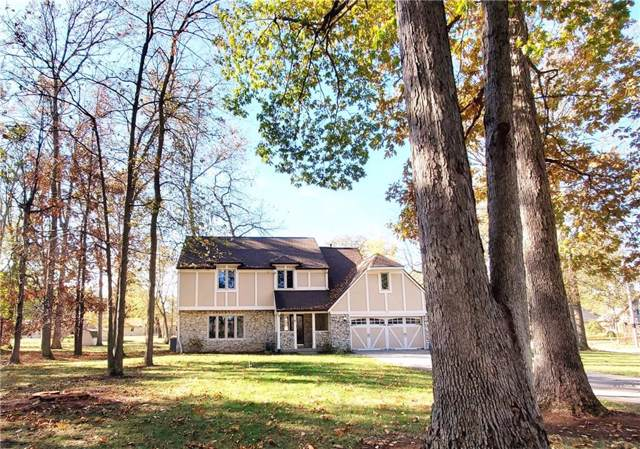 5968 Oak Hill East Drive, Plainfield, IN 46168 (MLS #21681307) :: Heard Real Estate Team | eXp Realty, LLC
