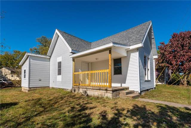 321 3rd Street, North Vernon, IN 47265 (MLS #21681308) :: Heard Real Estate Team   eXp Realty, LLC